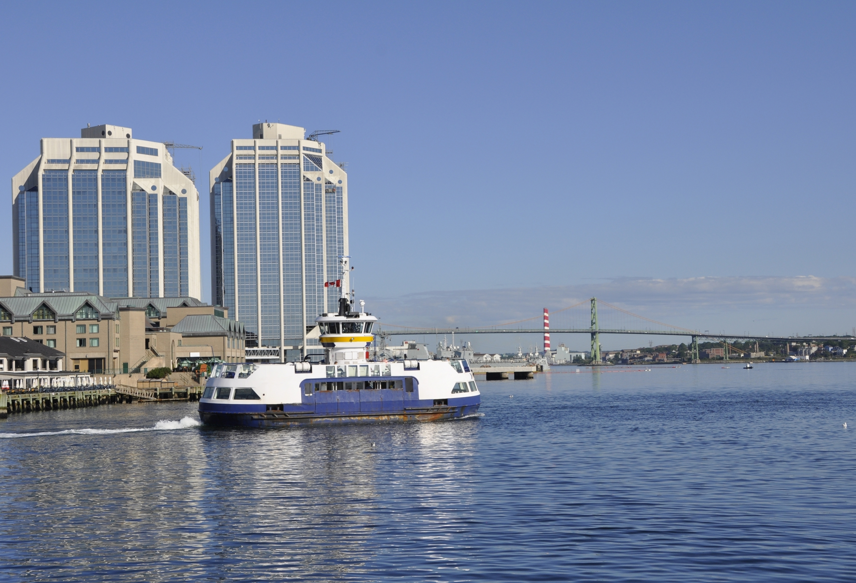 Ferry-to-Halifax